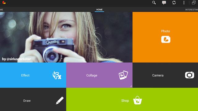 picsart photostudio android app
