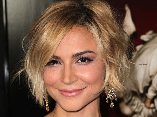 Samaire Armstrong, Samaire Armstrong  resurrection, resurrection, Samaire Armstrong boyfriend
