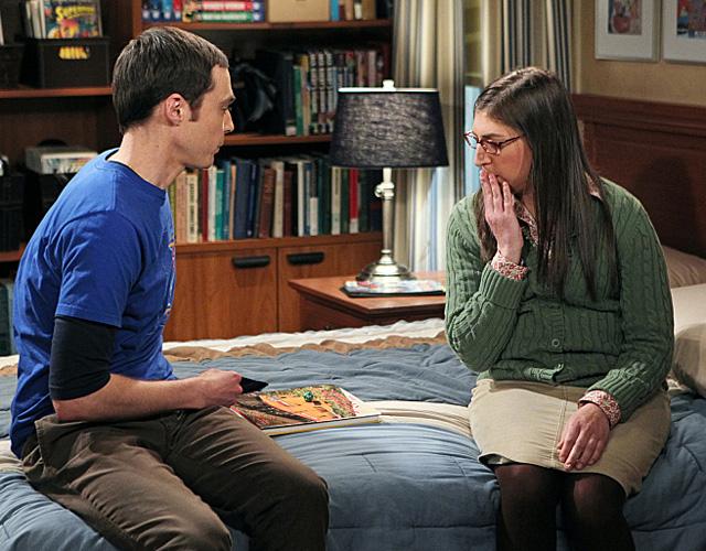 howard and bernadette, big bang theory season finale