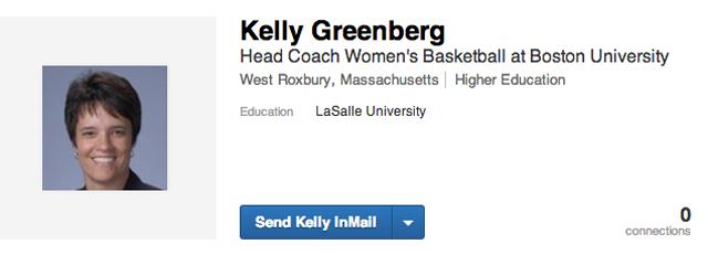 Kelly Greenberg LinkedIn