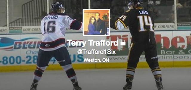 Terry Trafford Twitter