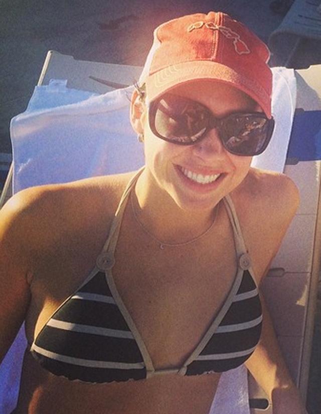 Morgan Miller Bikini Hot