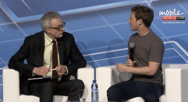 mark zuckerberg at MWC, zuckerberg mobile world congress
