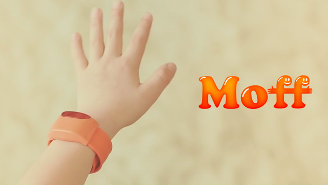 moff, moff band, moff kickstarter, moff smart toy, moff band smart toy, wearable tech, tech toys, kid-friendly gadgets