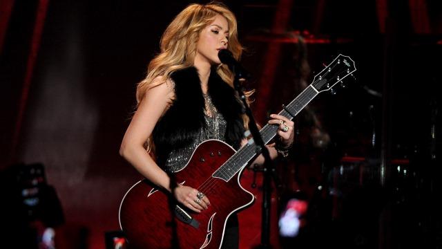 Shakira New Album, Shakira Album Stream, Shakira MP3 Stream, Shakira Complete Album Stream, Listen to Shakira's New Album