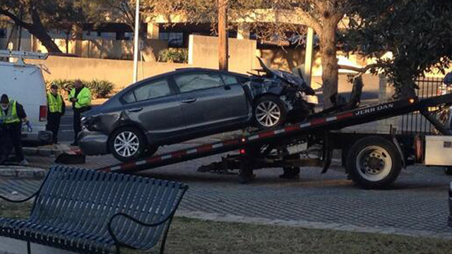Suspect Car SXSW Crash 2 Dead