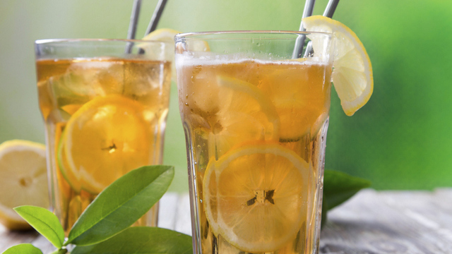 tea hangover renedy