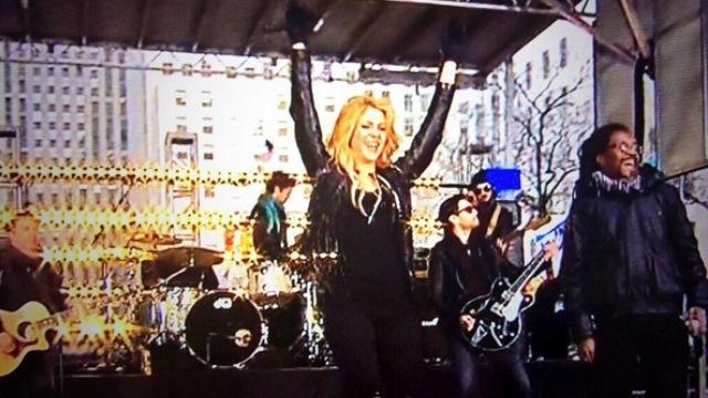 Shakira Today Show Concert, Shakira Performance Video, Shakira Hips Don't Lie Performance, Shakira The Voice, Shakira Interview Today Show