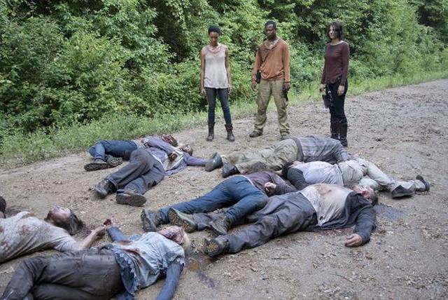 The Walking Dead Season 4 Finale