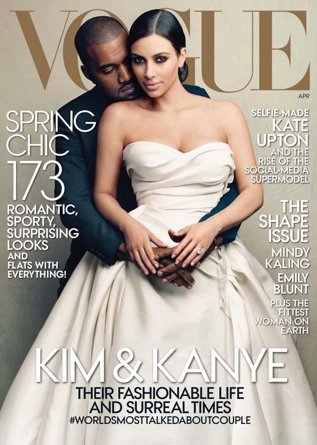 Kim Kardashian Wedding Dress, Baby North Vogue, Kimye Vogue, Kim Kardashian Vogue Cover, Kanye West Vogue Cover Photo, Kanye West and Kim Kardashian Vogue, Kim Kardashian Wedding Photo, Kim Kardashian Wedding Pic, Kanye West Wedding Photo, Kanye West Vogue Cover Photo, Kanye West Wedding