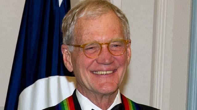 David Letterman Retirement