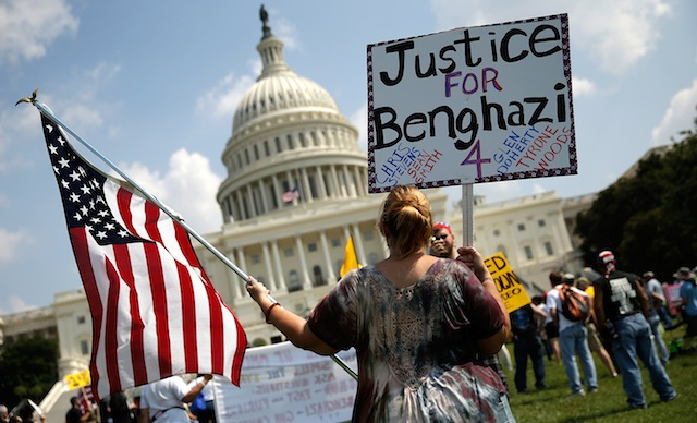 benghazi conspiracy