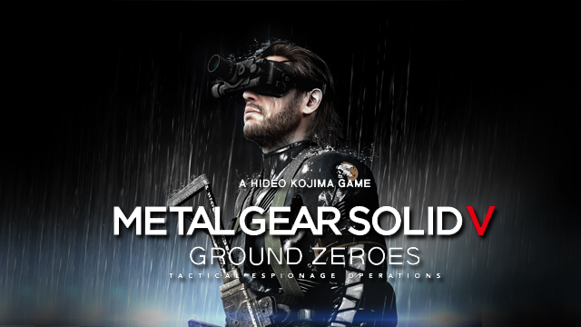 MGS5 Ground Zeroes
