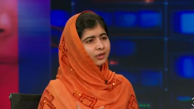 How Malala Yousafzai Treats Those Who Want to Kill Her ...