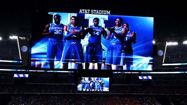 Kentucky UConn NCAA Championship