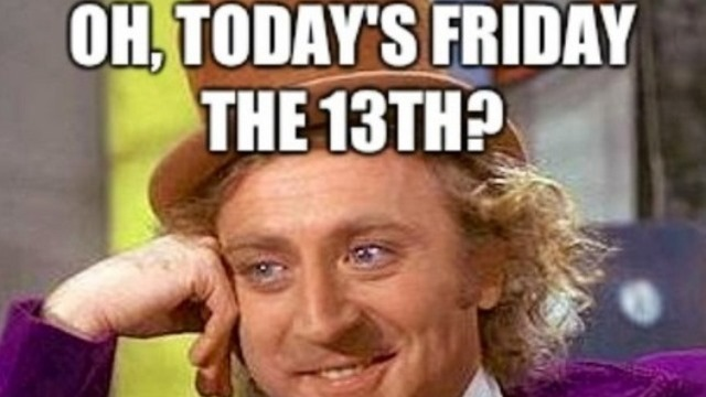 Top 10 Best Friday the 13th Memes   Heavy.com