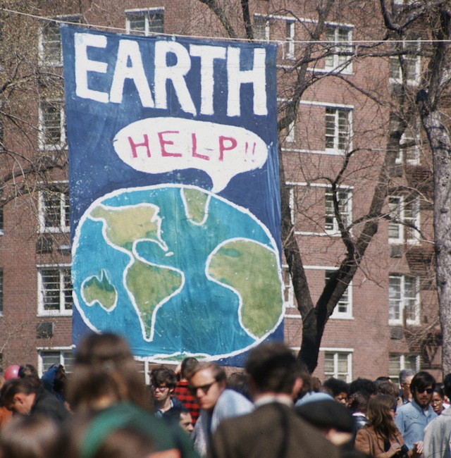 the first earth day, earth day 2014