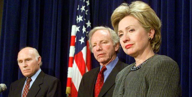 Herb Kohl Hillary Clinton