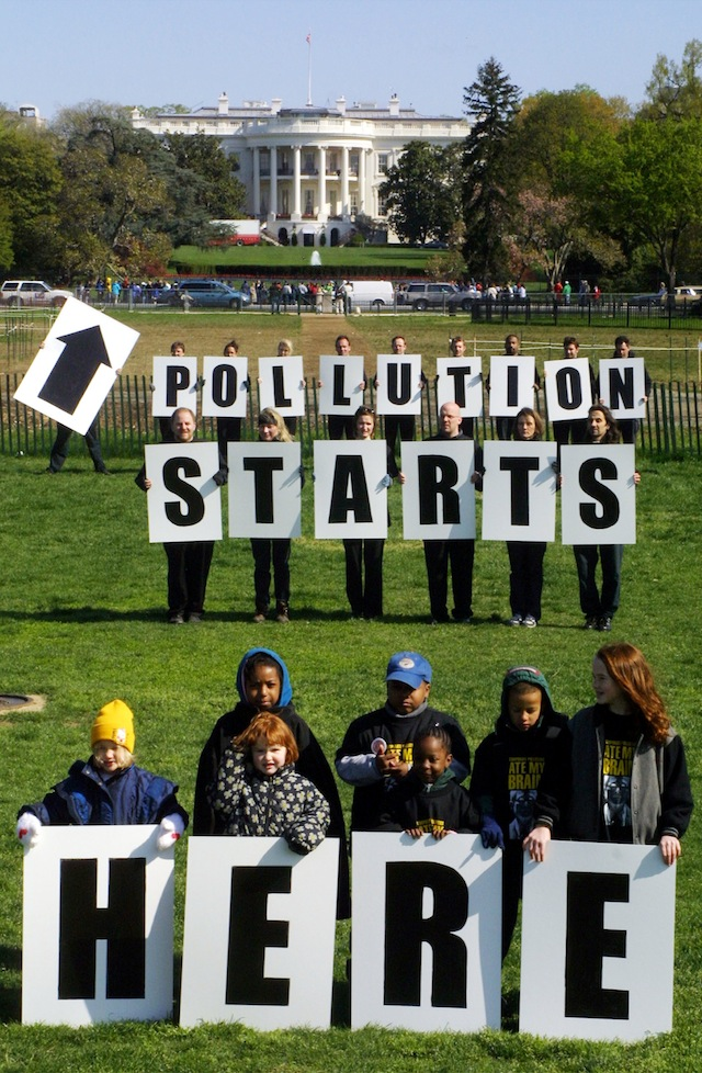 combat climate change, earth day 2014