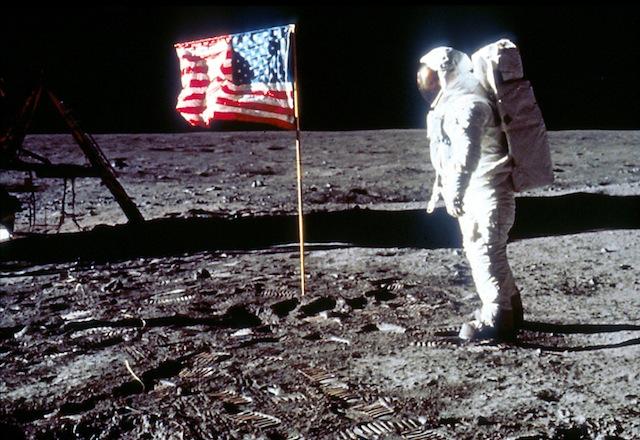 mad men moon landing