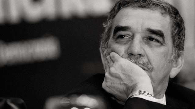 gabriel Garcia Marquez dead