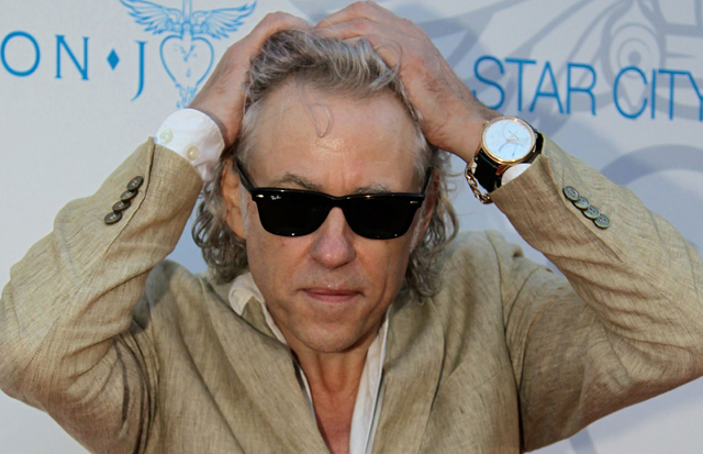 Bob Geldof , peaches geldof