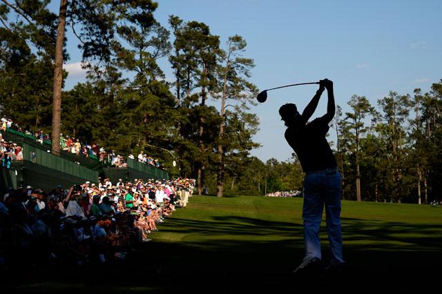 Bubba Watson, golf, Masters