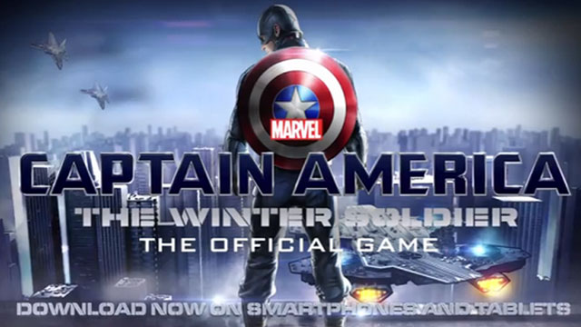 captain america the winter soldier android app