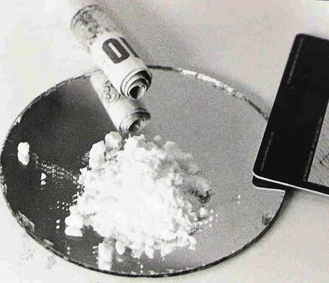 snort powder