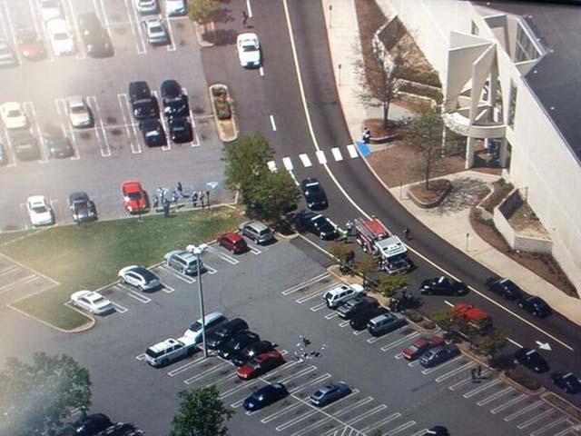 Cumberland Mall shooting, Cobb County, Atlanta, Georgia