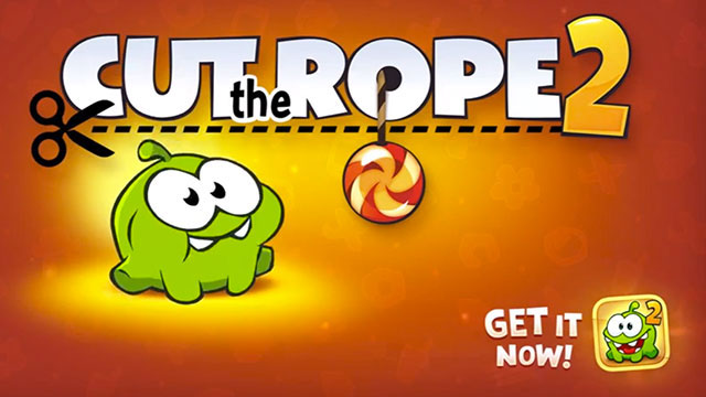 cut the rope 2 android app