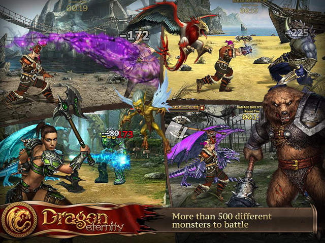 Dragon Eternity Online HD