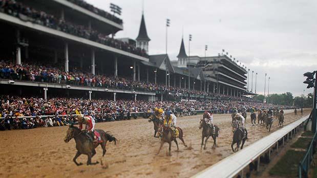 Kentucky Derby, Kentucky Oaks, Churchill Downs