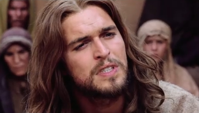 Diogo Morgado, Jesus Son of God, who is playing jesus