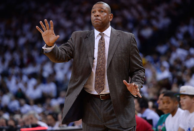 Doc Rivers, Donald Sterling, V. Stiviano, Los Angeles Clippers
