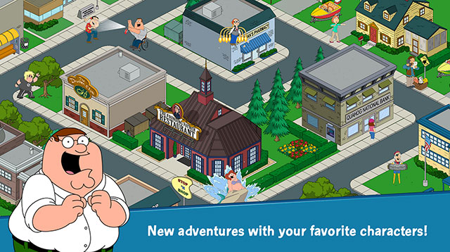 family guy the quest for stuff android app