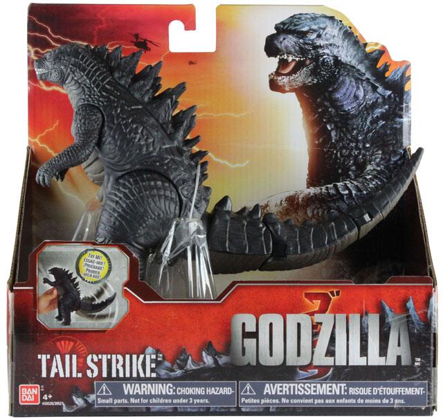 Godzilla 2014 Toys