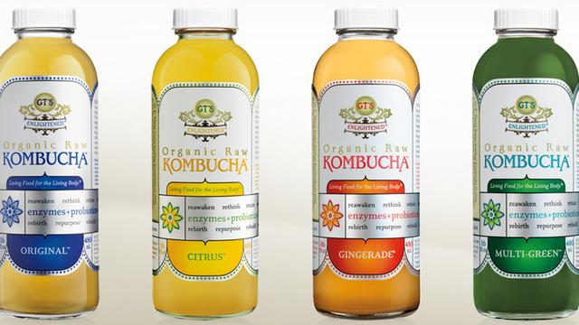 GT's Kombucha