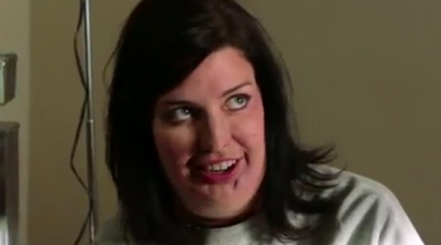 jessica pare fat, jessica pare funny or die