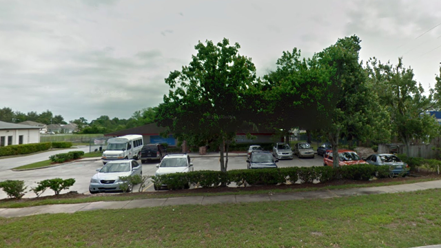 Kindercare Car Crash Orlando