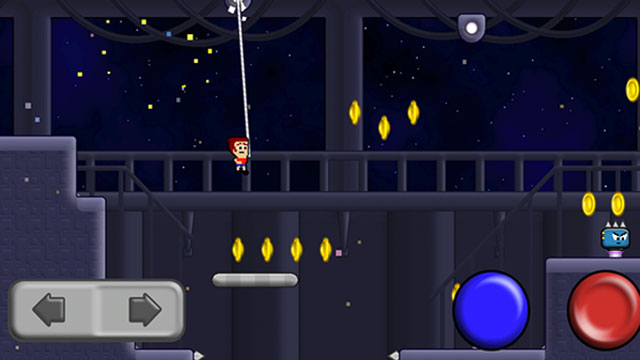 mikey hooks android app