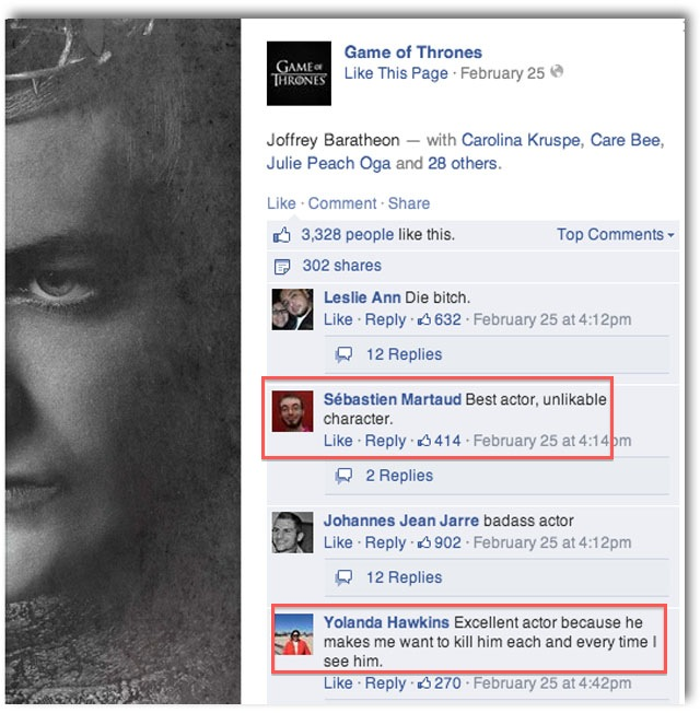 jack gleeson, who killed joffrey,