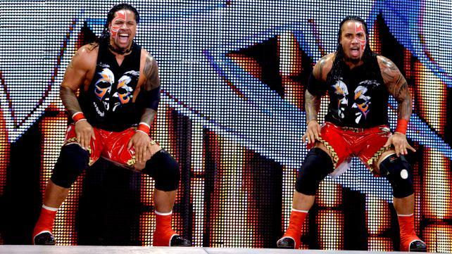 WWE Usos