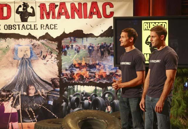 RUGGED MANIAC, shark tank contestants, shark tank episodes, shark tank investors