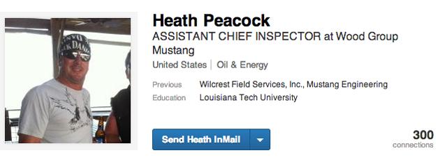 Melissa Peacock husband
