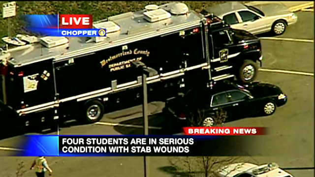 franklin regional high school stabbing