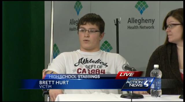 Brett Hurt Victim