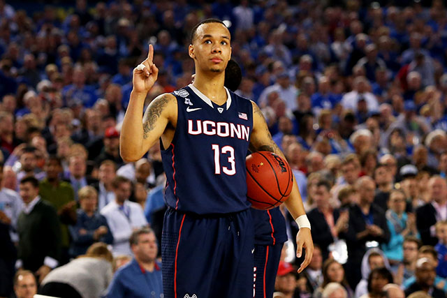Shabazz Napier, NCAA tournament, UConn basketball