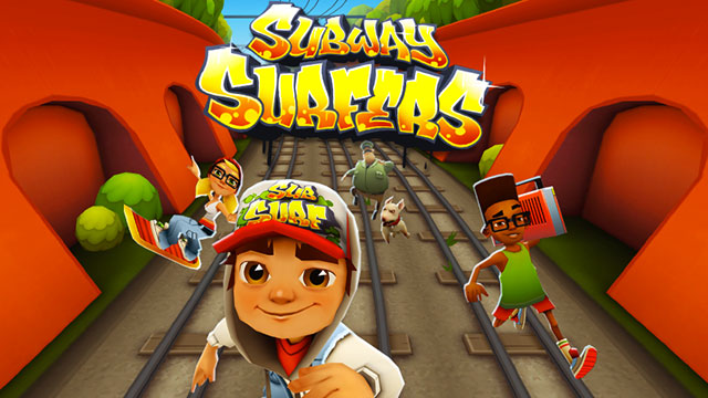subway surfers android app