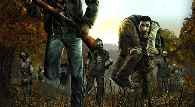 the walking dead season one android app